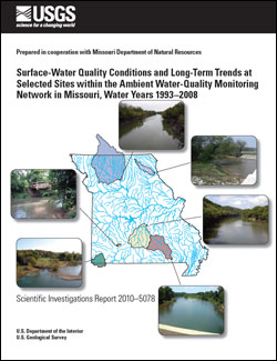 WATER QUALITY MONITORING NETWORK, MO