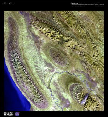 EARTH AS ART (EAA) KONARI, IRAN