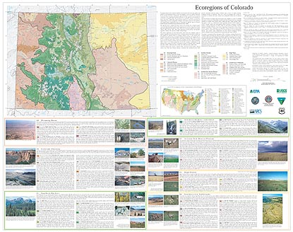 ECOREGIONS OF COLORADO