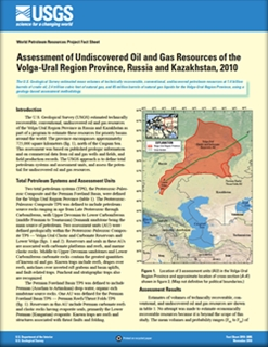 ASSESSMENT OF OIL AND GAS VOLGA URAL