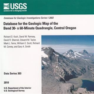 DATABASE FOR GEOLOGIC MAP OF THE BEND OR