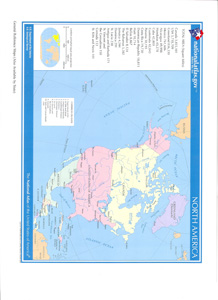 NATIONAL ATLAS GENERAL REFERENCE N AMER