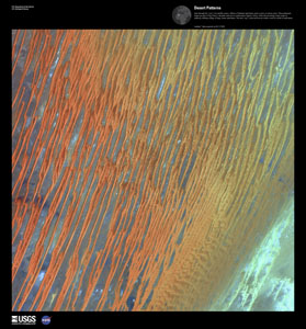 EARTH AS ART 3 (EAA) DESERT PATTERNS