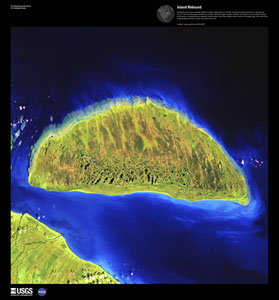 EARTH AS ART 3 (EAA) ISLAND REBOUND