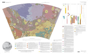 GEOLOGIC MAPS OF THAUMASIA REGION, MARS
