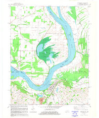 UNIONTOWN, KY-IN HISTORICAL MAP GEOPDF 7