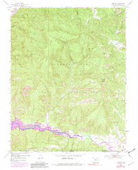 CARRACAS, CO-NM HISTORICAL MAP GEOPDF 7.