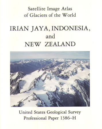 GLACIERS OF IRIAN JAYA, INDONESIA, AND