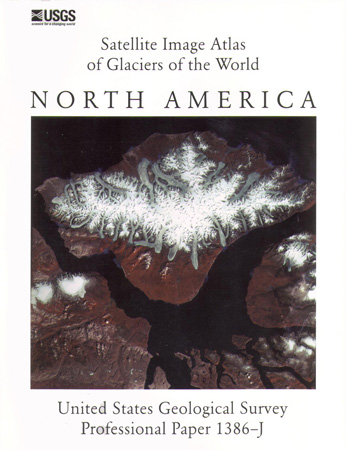 GLACIERS OF NORTH AMERICA; SAT IMAGE