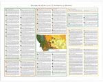ECOREGIONS OF MONTANA SHEET 2, MT