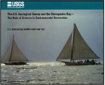 THE USGS AND THE CHESAPEAKE BAY