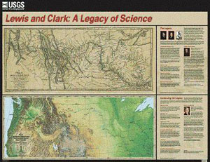 LEWIS AND CLARK: A LEGACY OF SCIENCE, US