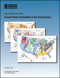 GROUND WATER AVAILABILITY IN THE US