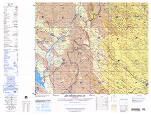 Product USGS Store - Usgs map store