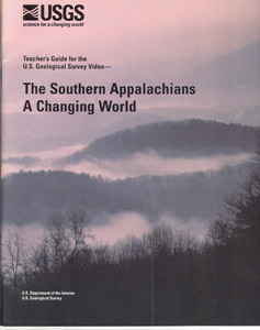 BIRTH OF MOUNTAINS-SOUTHERN APPALACHIANS