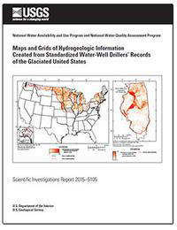 MAPS AND GRIDS OF HYDROGEOLOGIC, US