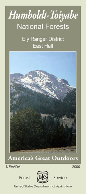 HUMBOLDT-TOIYABE NF - ELY RD - E/2, NV